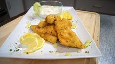 wisconsin fried perch (fish dish)