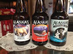 Beer From Juno Alaska!! Come Try it!!