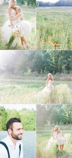 Emily Maynard's Surprise Wedding to Tyler Johnson – Style Me Pretty