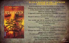 Chronique sur Frankenstein de Mary Shelley ! Un classique qu'il faut avoir lu si vous aimez le genre horifique ou simplement si vous êtes curieux quand il s'agit des mythes, contes et légendes ! J'ai appris beaucoup de choses et je le recommande !  #Frankenstein #Mary #Shelley #contes #legendes #Mythes #Halloween #Pocket #livres #lectures #Books