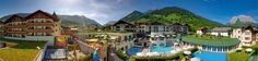 Austria // Hotel Alpenrose – one of the most kid friendliest ever!  A great weekend getaway in itself, just staying at the hotel resort.  Located in the corner of Austria & a border away from Switzerland.