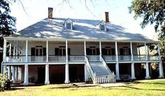 Marquise Victor de Ternant built Parlange Plantation on False River, Louisiana in 1750. His great granddaughter returned to Paris and became known as the infamous Madame X during the Edwardian age.