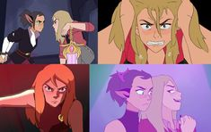 Yuri, She Ra Princess Of Power, Adventure Time Anime, Avatar The Last Airbender, Animation Series, Fanart, Geek Stuff, Sketches, Lesbians