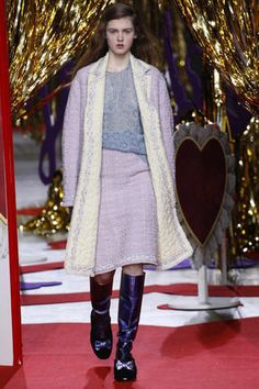 Meadham Kirchhoff Fall 2014 Ready-to-Wear Collection Slideshow on Style.com