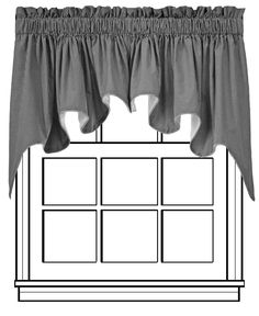 Custom Duchess Valance EC Group A in red, gold or black  color faux silk fabric with gold embroidery Fleur de Lis design: window treatments:  made in the USA!!