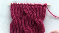 Handicraft, Knitted Hats, Knitting, Youtube, Pattern, Diy, Fashion, Long Scarf, Knitting And Crocheting