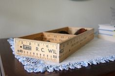 14 DIY #Yardstick Upcycling Projects That Rule ...