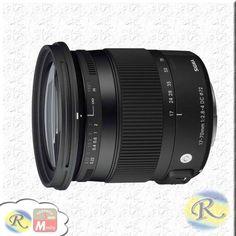 SIGMA obiettivo 17-70mm f/2.8-4 DC macro OS per Nikon/Canon GARANZIA MTrading It