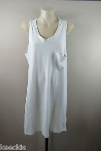 Size M 12 Quiksilver Ladies Loose Tunic Dress Layer Casual Boho Beach Style | eBay
