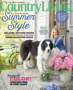 Sheryl Crow, shows off her Nashville home