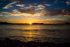#beach #cliche #lake #ocean #sea #seaside #shore #sunrise #sunset #wide angle