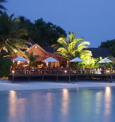 exotic tropical places | Travel Destination In Exotic Island: Flights to The Maldives just got ...