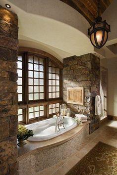 bathroom/el cuarto de bano