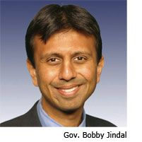 Family Research Council At Library, Conservatives Check out Jindal's Priorities