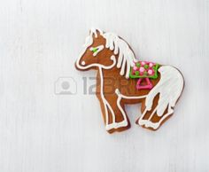 gingerbread horse cookies - Google Search