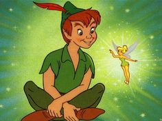 Peter Pan, Having Left Neverland, Finally Celebrates His 21st ...