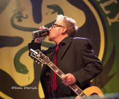 Dave King: My kind of musician. Flogging Molly and The Devil Makes Three performed to a sold out Pageant crowd Friday.    photography, concert photography, live music, rock music, folk music, country music, Celtic music, Irish music, drums, guitar, tattoos, alternative rock, beer, Guinness