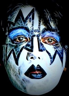 Rock Of Ages, The Rock, Rock And Roll, Kiss World, Night Gallery, Vintage Kiss, Kiss Band, Thing 1, Ace Frehley