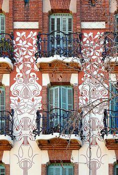 Casa Joan Baptista Rubinat Architect: Francesc Berenguer i Mestres ∞ Barcelona