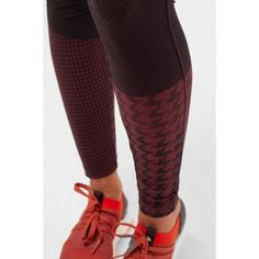 Adidas by Stella Mccartney Adidas by Stella Mccartney Training Miracle... ($113) ❤ liked on Polyvore featuring activewear, activewear pants, burgundy, adidas, adidas activewear and adidas sportswear #activeweartrends