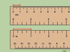 How to Convert Centimeters to Inches (with Unit Converter) Measurement Activities, Math Measurement, Length Measurement, Cm To Inches Conversion, Celsius To Farenheit, Metric Conversion Chart, Measurement Conversions, Health Education