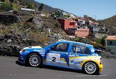 """TIEMPO DE DEPORTE: A. Viera-V. Pérez (Fabia WRC) a divertirse y """"espe..."""