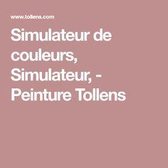 Beau Simulateur De Couleurs, Simulateur, Peinture Tollens
