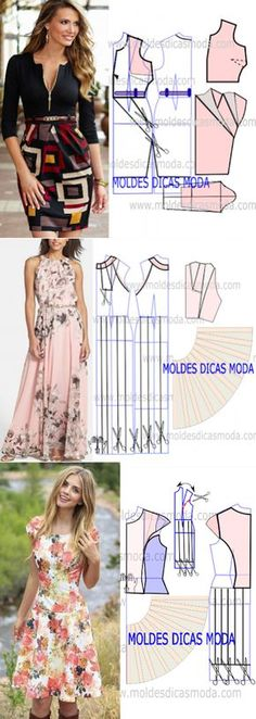 Sewing Dresses/Perfect...♥ Deniz ♥