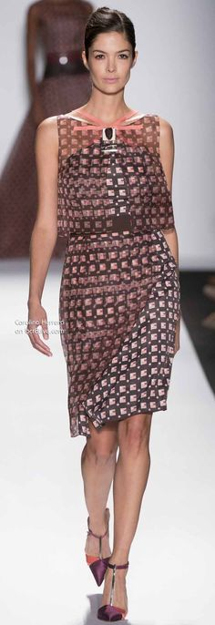 #New York Fashion Week#Fashion Collections #2014#Carolina#Herrera