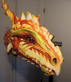 Dragons can be nice...From the amazingly talented Misty Oakley.