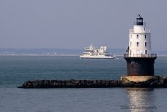 Lewes Ferry Delaware Bay from Cape May, NJ to Delaware
