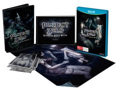 Project Zero: Maiden of Black Water - Wii U All in Fatal Frame, Nintendo News, Black Water, Wii U, Nintendo Consoles, Game Art, Videogames, Graphic Art, Pokemon