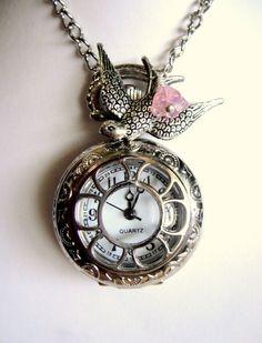 Steampunk Pocket Watch | steampunk pocket watch my-style