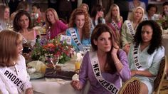 Miss Congeniality (2000)   33 Feminist Films Every Girl Should See In Her Lifetime