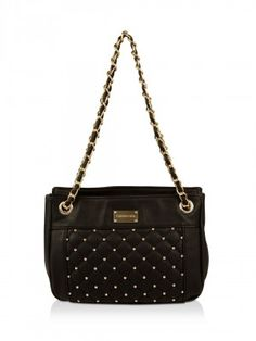 5a1123f91c0 FOREVER NEW Rivet Stud Quilted Bag from koovs.com in india Handbags Online  Shopping,