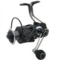 Piscifun® Steel Feeling Spinning Fishing Reel with Spare Handle Full Metal Body with Carbon Fiber Drag CNC Machined Aluminum Spin Reels Freshwater or Saltwater Saltwater Fishing, Kayak Fishing, Fishing Reels, Fishing Tips, Alaska Salmon Fishing, Spinning Reels, Fishing Accessories, Red Fish, Salt And Water