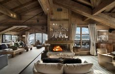 There are some impressive chalets in the Alps but very few can match the gorgeous Chalet Pearl. Description from firefly-collection.com. I searched for this on bing.com/images