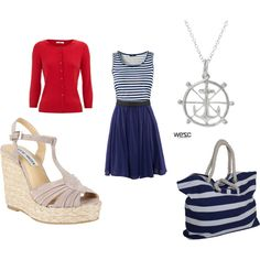 More Nautical Goodness, created by stacy-lizotte