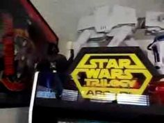 My Star Wars Trilogy Arcade Topper