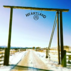 Heartland loved this show heck still watch it and love the ranch