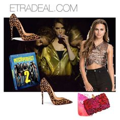 """GLORY"" by etradeal ❤ liked on Polyvore featuring Christian Louboutin, pitchperfect2 and etradeal"