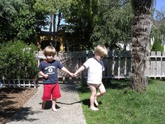 Solutions for Siblings - great short article. I love Siblings Without Rivalry for more info.