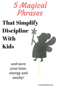 5 Mom Sayings That Will Simplify Life and Discipline with Kids