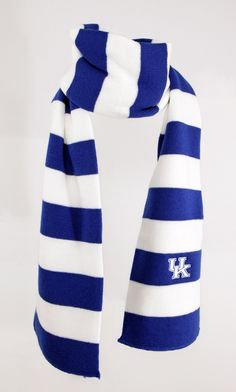 University of Kentucky Knit Rugby Scarf | Zokee
