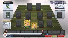 Fifa 13 | 30k Squad Builder | Potente ed Economica Ep. 2 - Belgio BPl Le...