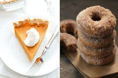 29 Healthier Versions Of Your Favorite Fall Sweets