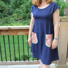 Dottie angel frock 2 by house on hill road - THANK GOODNESS for her tips, tricks and all the comments!! This dress looks easier than what the directions say.