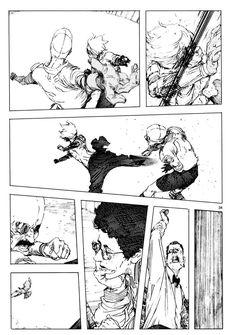Comic Book Layout, Comic Books Art, Comic Art, Bd Comics, Manga Comics, Manga Drawing, Manga Art, Fighting Drawing, Character Art