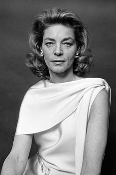 Lauren Bacall's Best Fashion Looks Through the Years - Style Photos of Lauren Bacall. Satisfied. Confident. Accomplished. Experienced. Woman.