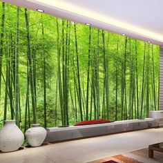 [Visit to Buy] Custom Photo Wallpaper Bamboo Forest Art Wall Painting Living Room TV Background Mural Home Decor Wallpaper Papel De Parede Bamboo Wallpaper, 3d Wallpaper For Walls, Forest Wallpaper, Landscape Wallpaper, Print Wallpaper, Home Wallpaper, Custom Wallpaper, Living Room Wallpaper 2019, Wallpaper Paste